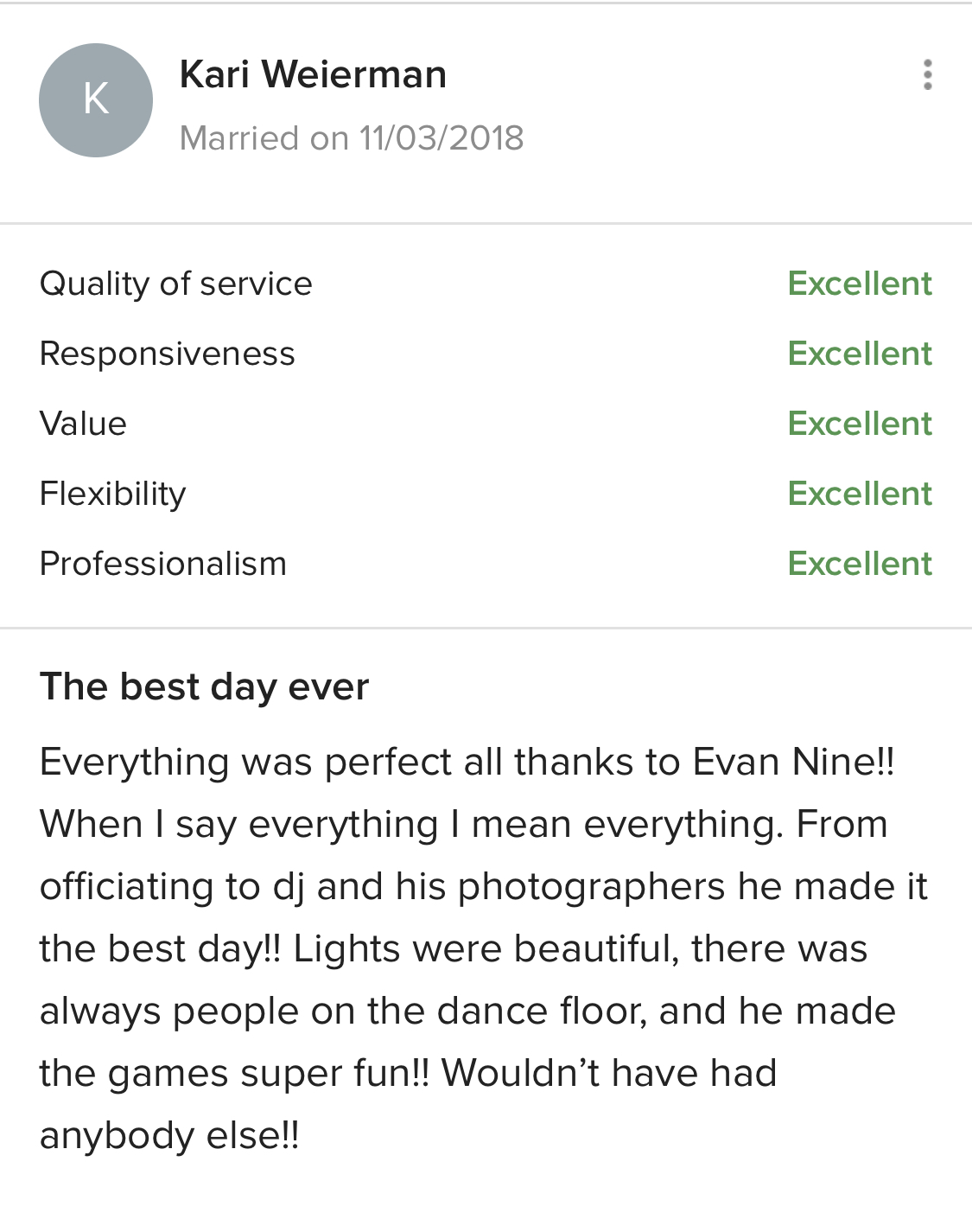 Evan Nine-Referrals
